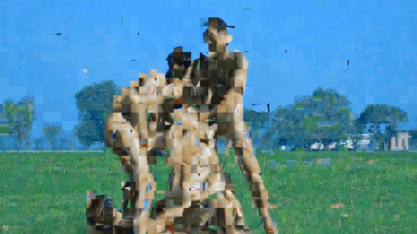 Rashid Rana Anatomy Lesson I Omia One Minute In Art Stephan