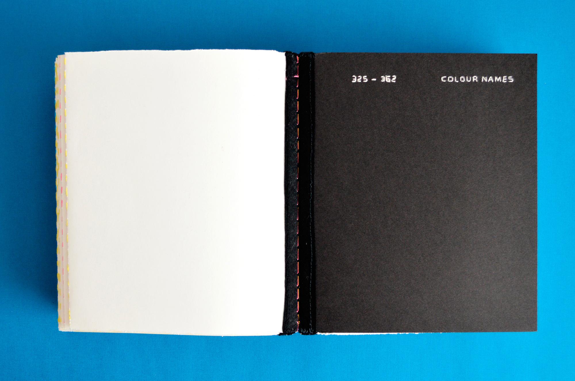 Book colour names - Previous Next 9 Of 33